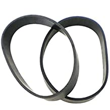 Bissell Carpet Cleaner Flat Pump Belts 2 Pk Part - 1606428 Connects the Pump to the Motor Shaft