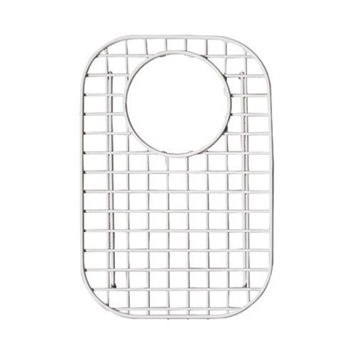 Rohl WSG6327SMSS 14-7/16-Inch by 9-9/16-Inch Wire Sink Grid, Stainless Steel by Rohl by Rohl