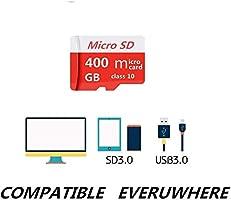 Tarjeta Micro SD de 128 GB de Memoria SD TF Clase 10 Tarjeta ...