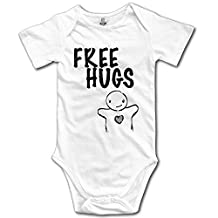 Free-hugs Little Boy Toddler Baby Onesies Newborn Clothes