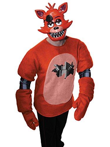 Rubie's Adult Five Nights at Freddy's Foxy Half Mask]()