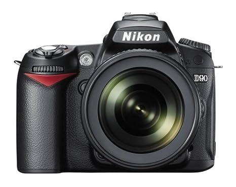 Nikon D90 Cámara réflex Digital 12,3 Mpx, Pantalla LCD 3