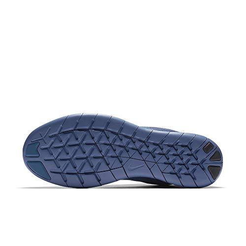Laufschuhe Blue Nike Damen Moon Rn Dustrial Blue Free qRRaw6