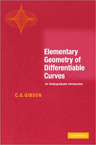 Elementary Geometry of Differentiable Curves: An Undergraduate Introduction