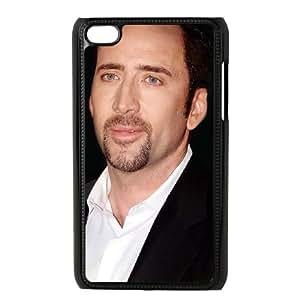 iPod Touch 4 Case Black Nicolas Cage SJ9469131