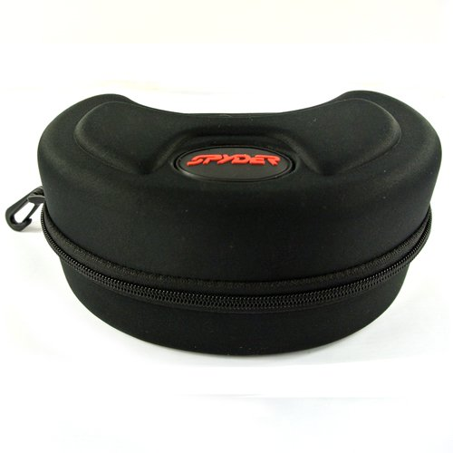 New Original Basto Black Ski Goggle Hard Protective Carrying Case Sunglasses Case, Outdoor Stuffs