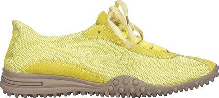 ILSE JACOBSEN Women's Lake 205 Fashion Sneaker, Sunny Lime, 38 EU/8 M US