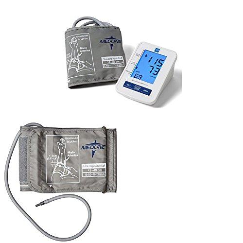 Medline MDS4001 Automatic Digital Blood Pressure Monitor wit