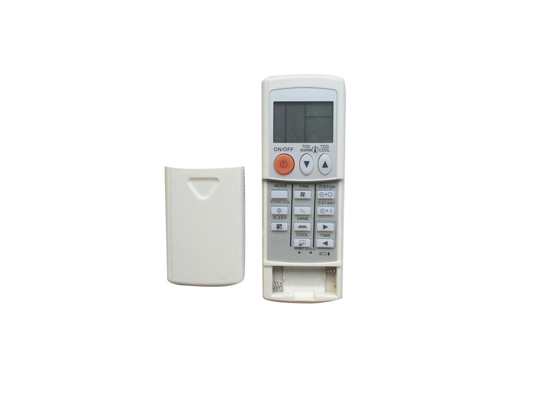 Hotsmtbang Replacement Remote Control for Mitsubishi MS-A09WA MS-A09WA-1 MS-A12WA MS-A12WA-1 MSY-A15NA MSY-A15NA-1 MSY-A17NA MSY-A17NA-1 MSZ-GE06NA MSZ-GE09NA MSZ-GE12NA Air Conditioner
