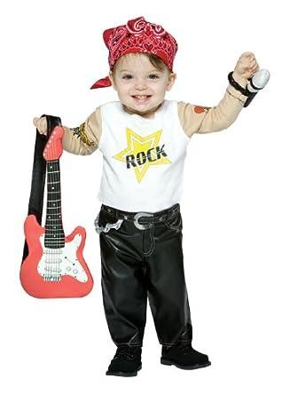 Future Rock Star Toddler Costume - Toddler  sc 1 st  Amazon.com & Amazon.com: Future Rock Star Toddler Costume - Toddler: Clothing