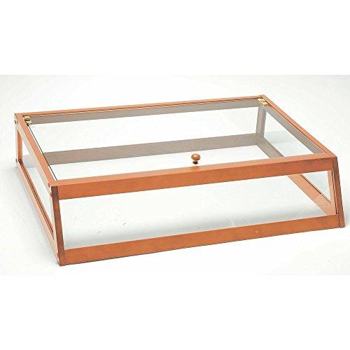 Bakery Display Case Oak Wood Countertop - 28