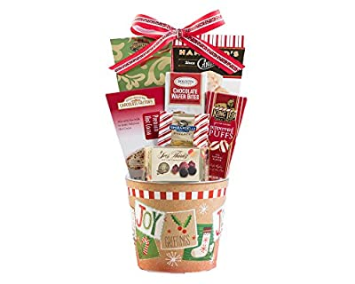 Wine Country Gift Baskets Winter Sweets