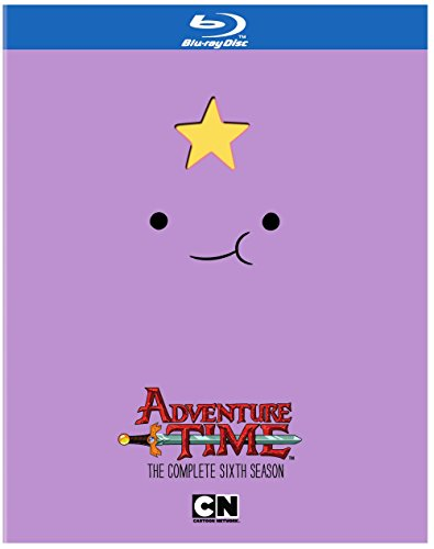 Cartoon Network: Adventure Time - The Complete Sixth Season (BD) [Blu-ray] ()