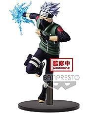 Banpresto 39857 75530009830 Hatake kakashi figur, flerfärgad