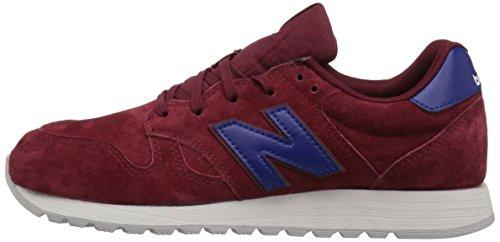 D'athlétisme red Femme New Wl520 Balance Multicolore navy Chaussures nAtwaTx