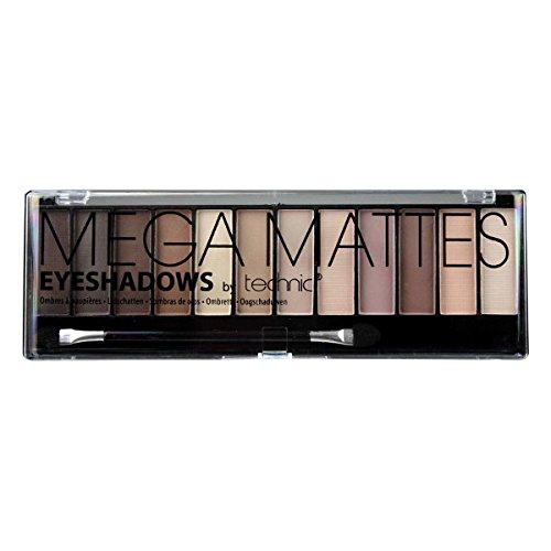Technic: Mega Nudes Eyeshadows (12 stk)