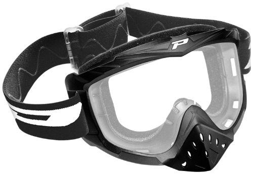 Pro Grip 3301 Series Goggles (Black, OSFM)