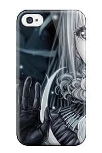 Michael paytosh's Shop Hot 1176899K185124439 konpaku youmu shortwhite bandornaments Anime Pop Culture Hard Plastic iPhone 4/4s cases