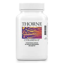 Thorne Research - Citramins II - Multimineral Formula without Copper and Iron - 90 Capsules