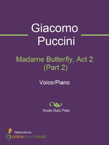 Madame Butterfly, Act 2 (Part 2)