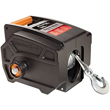 Amazon pontoon 35 electric anchor winch automotive master lock electric winch portable 12 volt dc electric winch 2953at sciox Choice Image