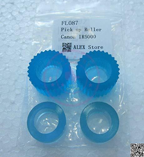 - BEESCLOVER CAN IR5000 Pick up Roller tire Long Life FF5-1220-000 FF5-9779-000 5set IR5000 6000 5020 6020 5570 6570 8500 7105 Show