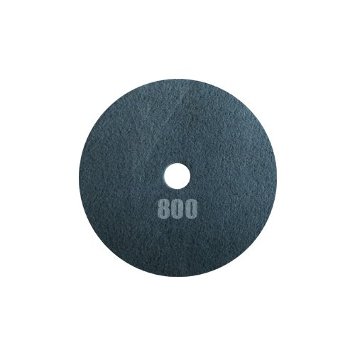 Tornado Pad - Double Sided Diamond Floor Polishing Pad (17'', Green - 800 Grit) by Concrete Floor Supply (Image #1)