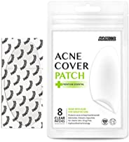 Avarelle Acne Cover Patch Frontline Essential Hydrocolloid. Aloe Oil for Sensitive Skin. Certified Vegan &