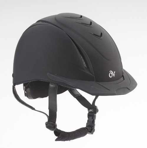 Ovation Deluxe Toddler Schooler Helmet Black ERS