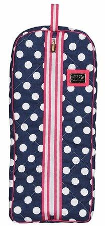 Equine Couture Emma Bridle Bag, Hot Pink, Standard