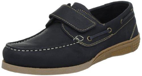 Homme bateau Chaussures Homard Marine Bleu TBS ATtEwxA