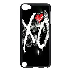 Singer The Weeknds Pattern Productive Back Phone Case FOR Ipod Touch 5 -Style-9