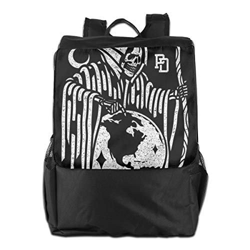 Outdoor Shoulder Backpack Tavel Bag Daypack School Laptop Bag-Parkway Drive