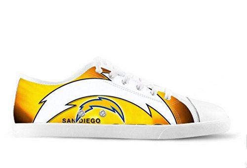 Ladere Logo Ladys Sklisikker Lerret Sko Ladere Lerret Shoes02