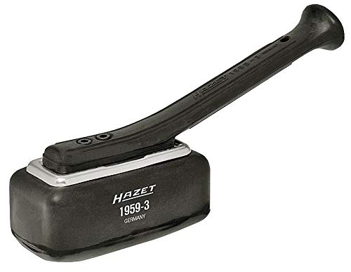 Thor Rubber Mallet, 2.5 lb. Head Weight, Rubber Handle Material - HZ1959-3