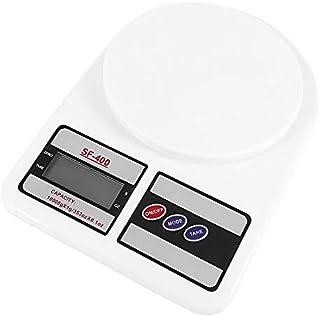 Bilancia da cucina digitale 10kg / 1g, Bilancia pesata alimentare Bilance da cucina Bilancia elettronica da cucina, alimentata a batteria