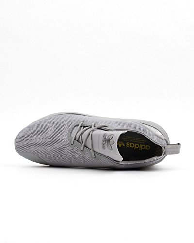 Adidas Zx Flux Adv Uomo Sneaker Grigio