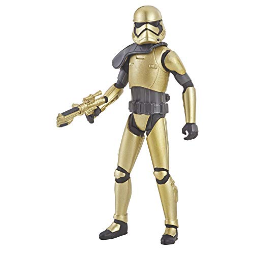 Star Wars Resistance Animated Series 3.75-inch Commander Pyre Figure E5359 ()