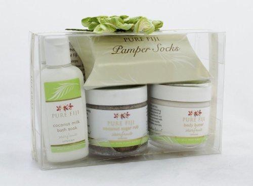 Pure Fiji Pedicure Box, - Fiji Lavender Soap