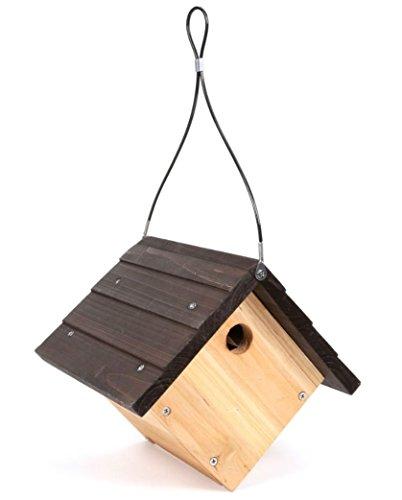 Wild Wings WWCH1 Cedar Hanging Wren & Chickadee House