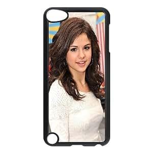 Selena Gomez Celebrity7 iPod TouchCase Black persent xxy002_6017572
