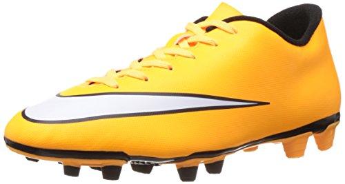 Oranssi voltin Nike Fg Miesten Kengät Jalkapallon Pyörre Valko musta Oranssi Kilpailu Ii Oikukas laser pOpw8q6