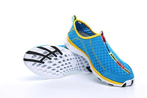 Outdoor Shoes Pairlers Walking Beach Lightweight Quick Men Blue River Dry Surf Water BZqnHzrB