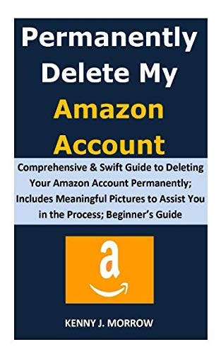 delete amazon account - 3
