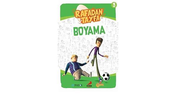 Boyama 3 Rafadan Tayfa Collective 9786053499602 Amazon Com Books