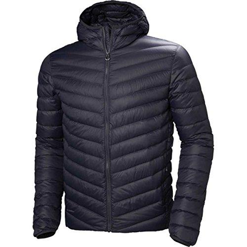 [ヘリーハンセン] メンズ ジャケット&ブルゾン Verglas Hooded Insulator Down Jacket [並行輸入品] B07DHZYR6P M