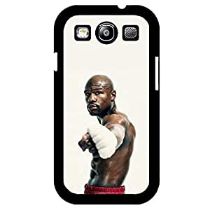 Handsome Floyd Mayweather Boxing Phone Case Cover for Samsung Galaxy S3 I9300 Floyd Mayweather Cool Design