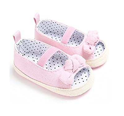 Cute Bow Fashion Princess Baby Girls Shoes Summer Prewalkers Butterfly-knot Newborn Bebe Zapatos Summer First Walkers