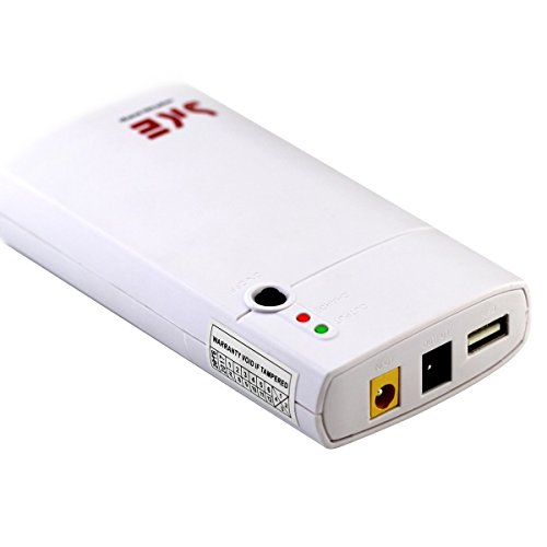 Uninterrupted Power Bank Supply for Wireless Router Built-in 7800mah M312 11-13V DC UPS