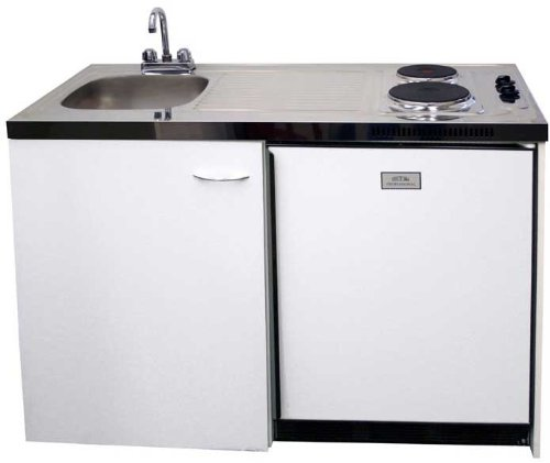 Amazon Com Summit C48 Kitchen All In One Combination Unit White